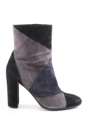 Andrea Puccini Zipper Booties multicolored casual look