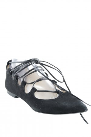 Andrea Puccini Roman Sandals black casual look