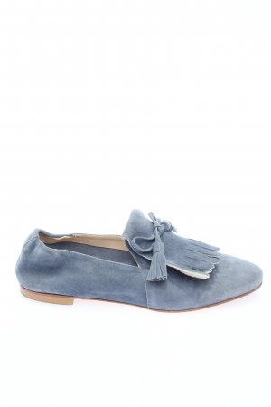 Andrea Puccini Slip-on Shoes blue business style
