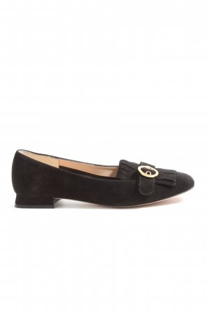 Andrea Puccini Slip-on Shoes black business style