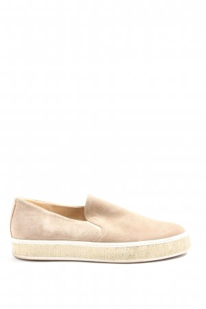 Andrea Puccini Slip-on Sneakers natural white casual look