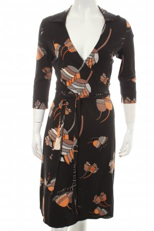 Andrea & Renato Kopertowa sukienka Wielokolorowy W stylu casual