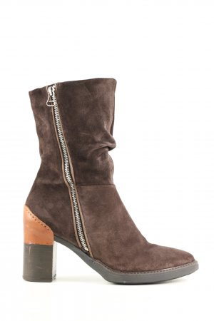 Andrea Sabatini Heel Boots brown-light orange casual look