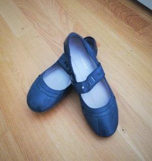 Andrea Sabatini Ballerines Mary Jane bleu-bleu acier