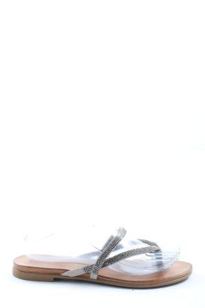 Andrea Sabatini Dianette-Sandalen hellgrau Casual-Look