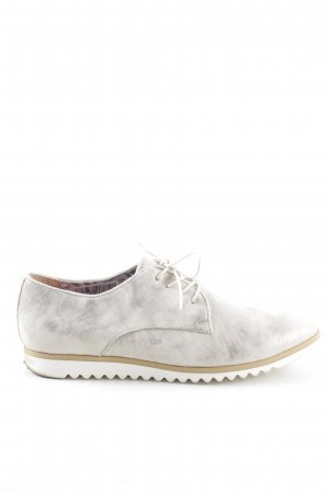 Andrea Sabatini Richelieus Shoes white-light grey casual look