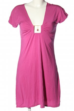 Andres Sarda Shortsleeve Dress pink casual look
