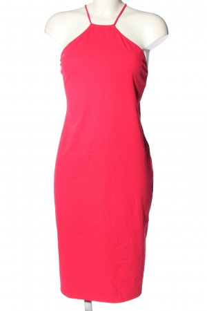 Andres Sarda Pinafore dress pink casual look