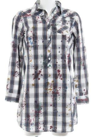 Andy Warhol by Pepe Jeans London Robe chemise motif tache de couleur