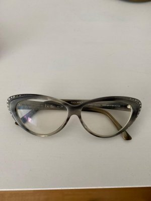 Andy Wolf Eyewear Glasses light grey-silver-colored