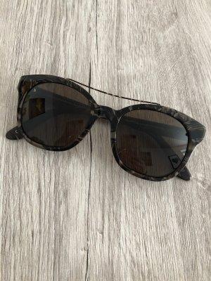 Andy Wolf Eyewear Gafas Retro marrón oscuro