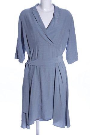 Anecdote Hemdblusenkleid blau Casual-Look
