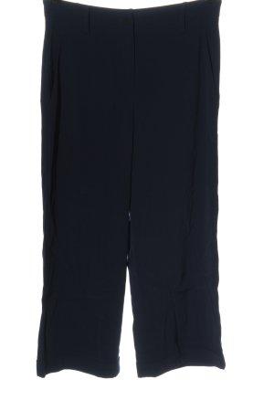 Anette Görtz Stoffen broek blauw zakelijke stijl