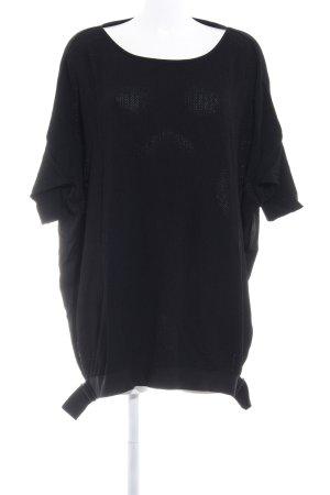 Anette Görtz Gebreide trui zwart casual uitstraling