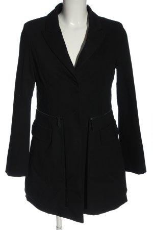 Anette Görtz Between-Seasons-Coat black business style
