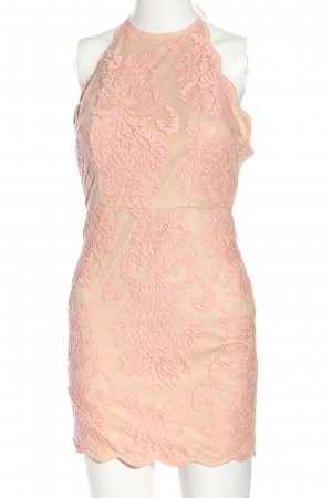Angel Biba Halter Dress pink elegant