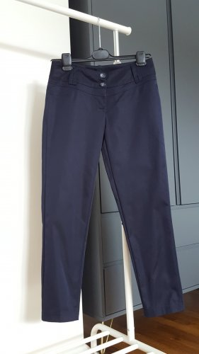 Angels 7/8 Length Trousers dark blue