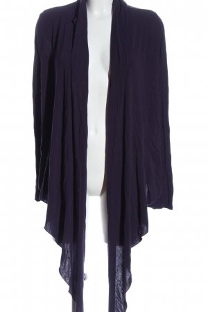 Angela Davis Cardigan lila Casual-Look