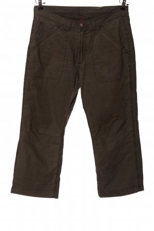 angelo litrico Cargo Pants brown casual look