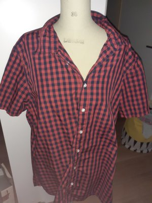 angelo litrico Checked Blouse black-red