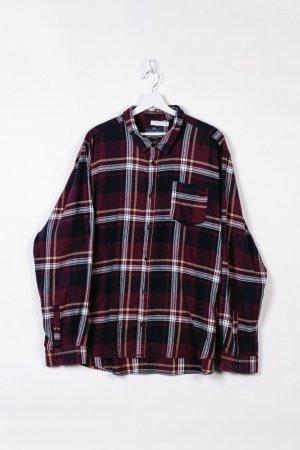 angelo litrico Long Sleeve Shirt black-red