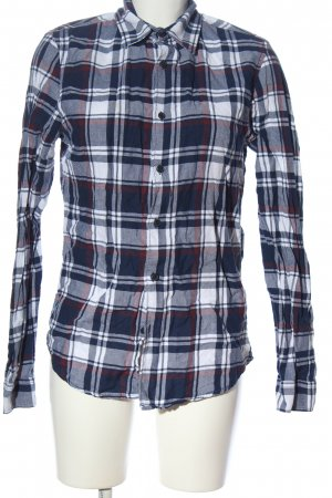 angelo litrico Lumberjack Shirt check pattern casual look