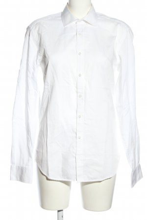 angelo litrico Long Sleeve Shirt white business style