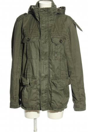 angelo litrico Parka cachi stile casual
