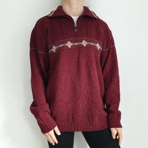 angelo litrico Turtleneck Sweater multicolored