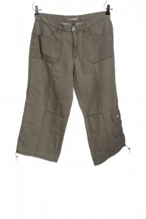 Angels 3/4 Length Trousers light grey casual look