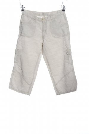 Angels 3/4 Length Trousers light grey flecked casual look