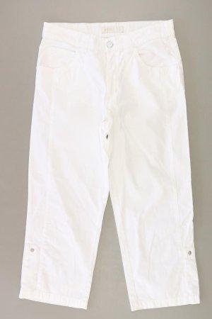 Angels 7/8 Hose Größe 36 weiß aus Baumwolle