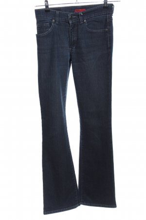 Angels Boot Cut Jeans blau Casual-Look