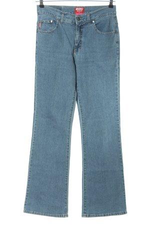 Angels Boot Cut Jeans blau Casual-Look