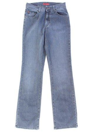 Angels Jeans bootcut bleu-bleu fluo-bleu foncé-bleu azur coton