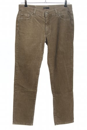 Angels Corduroy Trousers brown casual look