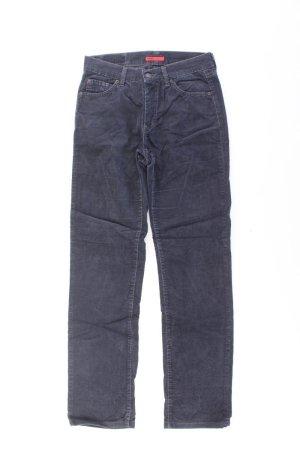 Angels Corduroy broek blauw-neon blauw-donkerblauw-azuur Katoen