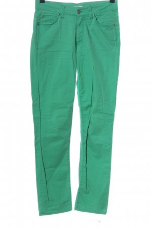 Angels Five-Pocket Trousers green casual look
