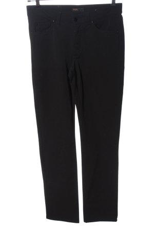 Angels Pantalon cinq poches noir style décontracté