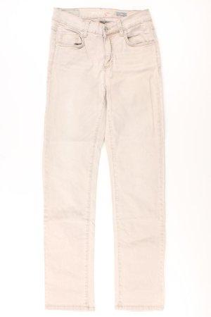 Angels Five-Pocket-Hose Größe 34 creme