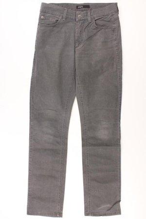 Angels Five-Pocket-Hose Größe 36 grau aus Baumwolle