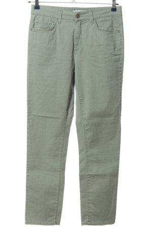 Angels Pantalon cinq poches vert style décontracté