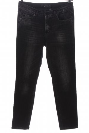 Angels High Waist Jeans black casual look