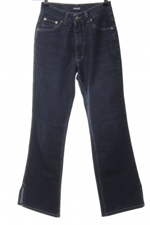 Angels Hoge taille jeans blauw casual uitstraling