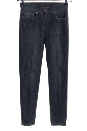 Angels Jeans taille haute bleu style décontracté