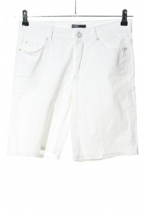Angels High-Waist-Shorts weiß Casual-Look