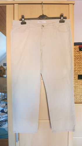 Angels 7/8 Length Trousers oatmeal