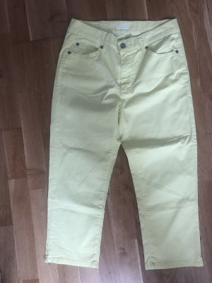 Angels 3/4 Length Jeans yellow