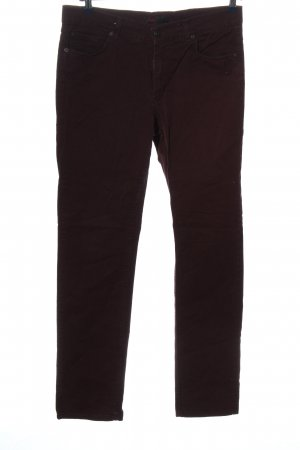 Angels Five-Pocket Trousers brown casual look