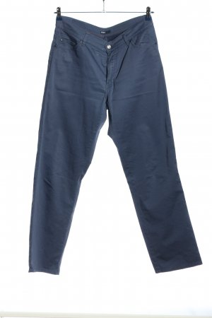 Angels Low-Rise Trousers blue casual look